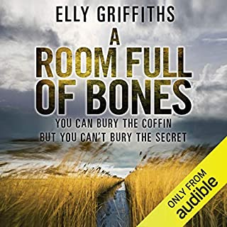 A Room Full of Bones cover art
