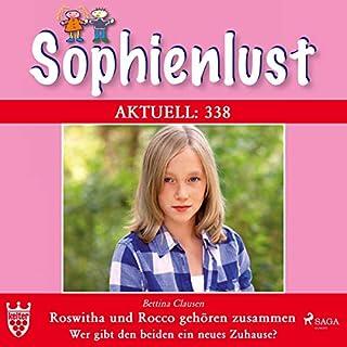 Roswitha und Rocco gehören zusammen. Wer gibt den beiden ein neues Zuhause? Titelbild
