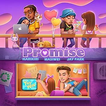 Promise (feat. Jay Park & Masiwei)