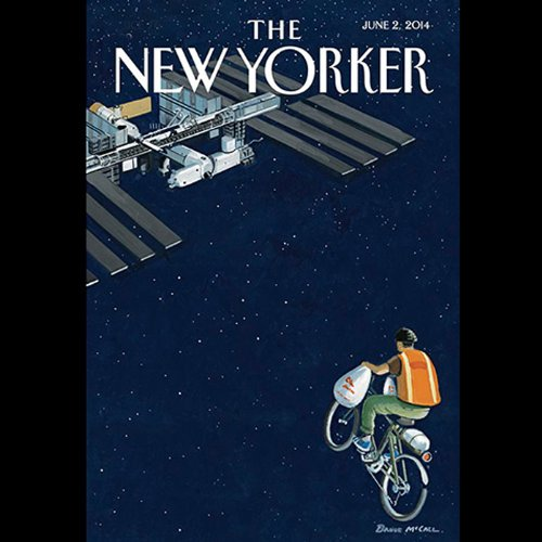 The New Yorker, June 2nd 2014 (Ian Parker, Ken Auletta, Ian Frazier) Titelbild
