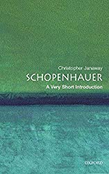 Schopenhauer: A Very Short Introduction Book Cover