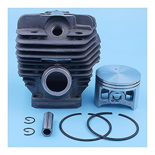 56mm Big Bore Cilindro Piston Kit For STIHL 066 MS660 Magnum MS 660 for motosierra For Nikasil recubierto 1122 020 1211 Reemplazo de repuesto Reemplazo desgastado