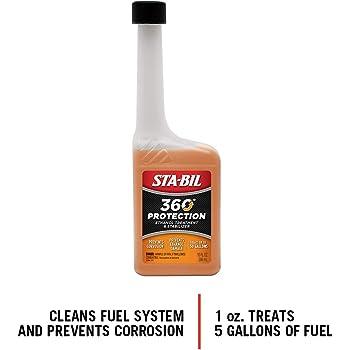 STA-BIL Fuel Treatments, Ethanol, 10 Oz. (22264)