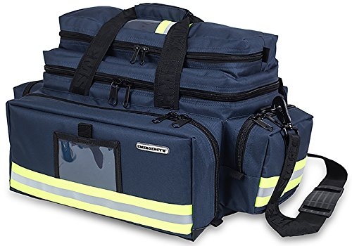 ELITE BAGS Great Capacity Notfalltasche (rot & blau) (blau)