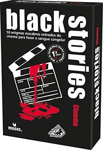 Black Stories Cinema - Galápagos Jogos