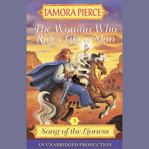 The Woman Who Rides Like a Man audiobook cover art