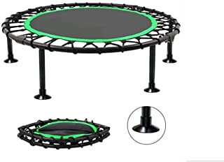 Trampoline Adult Small Trampoline, Sports Trampoline, Personal Trampoline, Small Indoor Trampoline, Can Do Home Aerobic Ex...