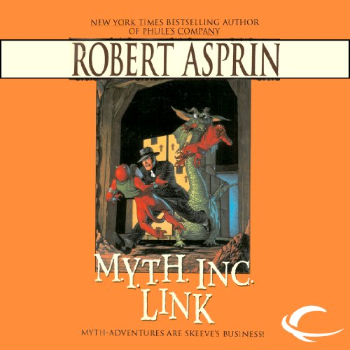 M.Y.T.H. Inc. Link cover art