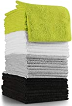 Motorup America Microfiber Cleaning Cloth - (Pack of 32) Multi-Use for Home Office Vehicles Car Truck Van SUV