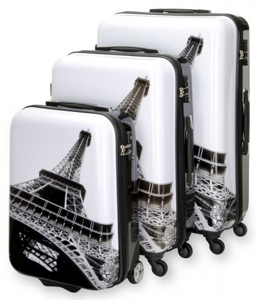 SuitSuit Trolley Set 3tlg., paris