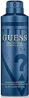Guess Seductive Blue for Men Body Spray 226ml