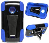 TSTAND Blue Phone Case Cover for ZTE Zinger/Prelude 2 / Salem / Z667T Z667G Z667
