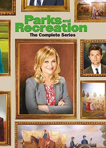 Parks and Recreation: The Complete Series - DVD