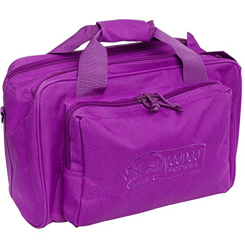 VooDoo Tactical 15-7871041000 Two-In-One Full Size Range Bag, Purple