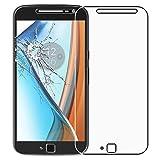 ebestStar - Verre trempé Compatible avec Motorola Moto G4 G4 Plus Film Protection Ecran Vitre...