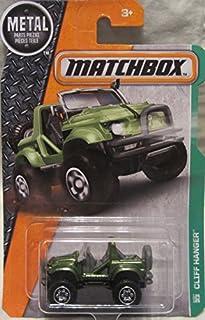 MATCHBOX 2016 MBX Explorers - Cliff Hanger 124/125 by Matchbox