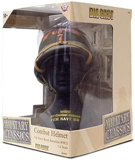 Gearbox Military Classics Combat 7th Navy Beach Batalion WWII Helmet