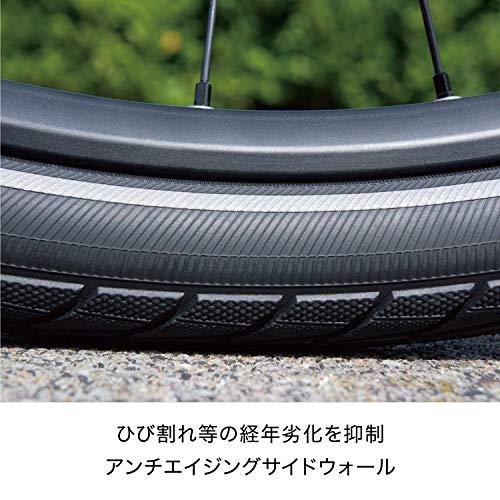 Schwalbe Reifen Marathon HS420 40-622, Schwarz, 28×1.50 700x38C, 11100005 - 5