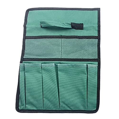 QPY - Bolsa de herramientas de jardín, bolsillos laterales de asiento de...