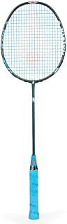 KARAKAL M-75 FF Blue Strung Badminton Racquet (G4-3.25 Inches, 70 g)