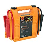 RAC HP082 Jump Starter - Heavy Duty 400 Amp Rechargeable - Orange/red