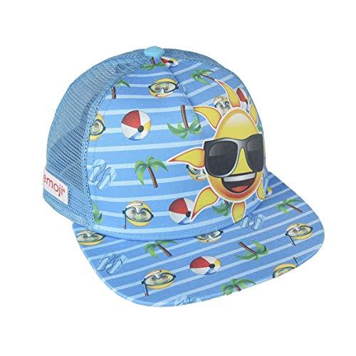 Emoji-2200002047 Gorra premium New Era, 56 cm, color multicolor (multicolor 001), 3 (Tamaño del fabricante:M) (Artesanía Cerdá 2200002047)