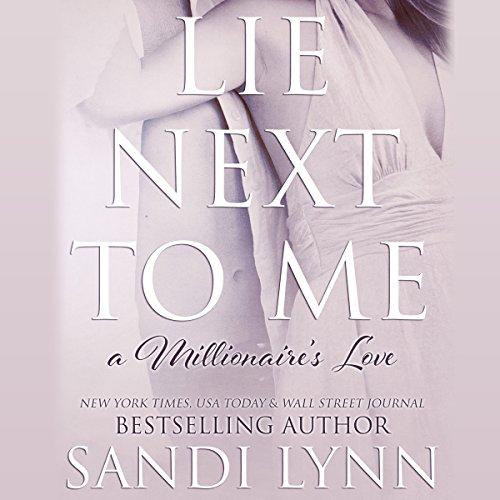 Lie Next to Me audiobook cover art