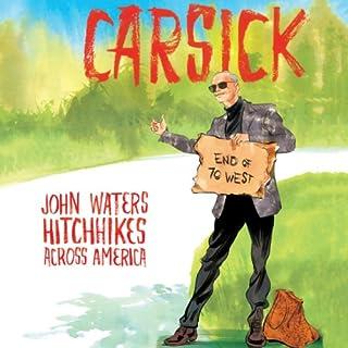 Carsick audiobook cover art