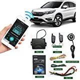 Remote Start for cars PKE Keyless Entry One Button Engine Automatic Start Stop...