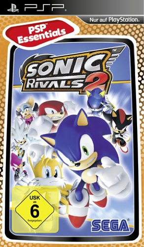 Sonic Rivals 2 [Essentials] - [Sony PSP]