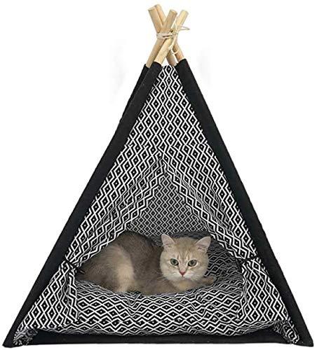 Xiaoai's winkel kat nest kat speelgoed, kat klimmen frame kleine tent nest