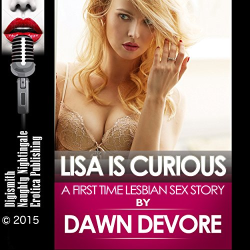 Lisa Is Curious audiobook cover art