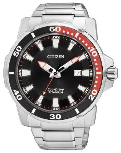 Citizen AW1221-51E - Reloj analógico de Cuarzo para Hombre,