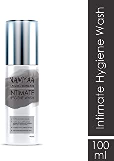 Namyaa Intimate Hygiene Wash For Men/Women With Tea Tree Extracts, 100 ml