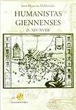 Humanistas giennenses (S. XIV-XVII) (Fuera de Colección)