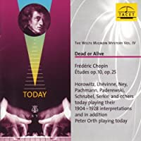 Vol. 4-Welte-Mignon Mystery (Dead Or Alive)/Chopin