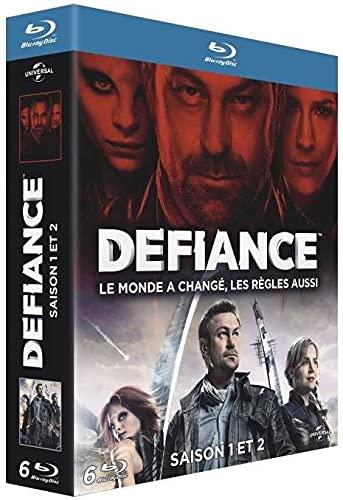 Defiance-Saisons 1 et 2 [Blu-Ray]