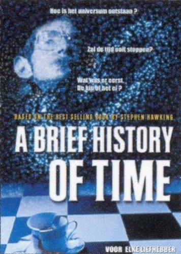 Une Brève histoire du temps / A Brief History of Time [ Origine Néerlandais, Sans Langue Francaise ]