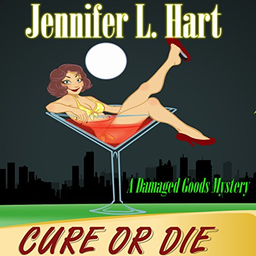 Cure or Die audiobook cover art