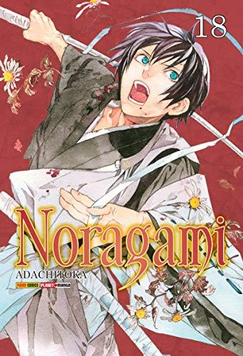 Noragami Vol. 18