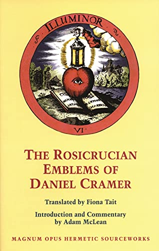 Rosicrucian Emblems of Daniel: The True Society of Jesus and the Rosy Cross (Stair Society)