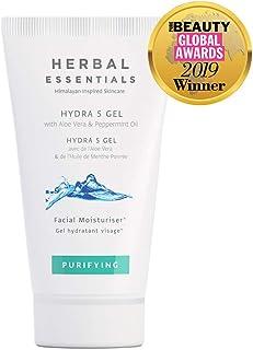 Herbal Essentials Hydra 5 Gel with aloe Vera & Peppermint Oil 50ml