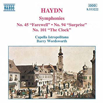 HAYDN: Symphonies Nos. 45, 94 and 101