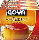 Goya Flan Box