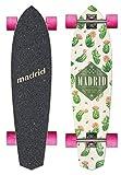 Madrid Dude Cacti Complete Longboard Skateboard New