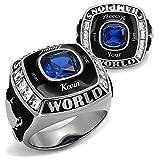 YVO Custom Championship Ring - Football, Basketball, Baseball, Hockey, Esports - Fantasy, Rec League, High School, College