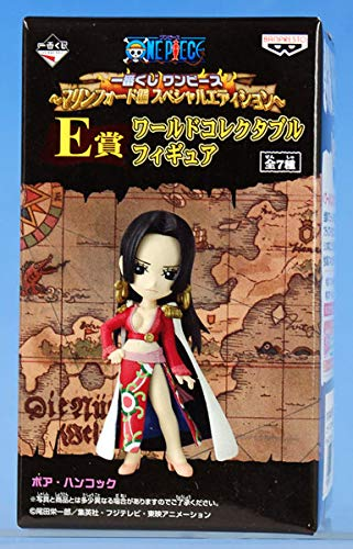 Lottery One Piece Marin Ford Hen ~ Special Edition ~ E Award World Collectable Figure Boa Hancock one piece of article regular article most (japan import)