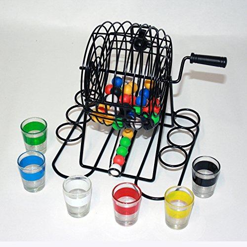 Bingo Drinking Trinkspiel Party Feier Trinken