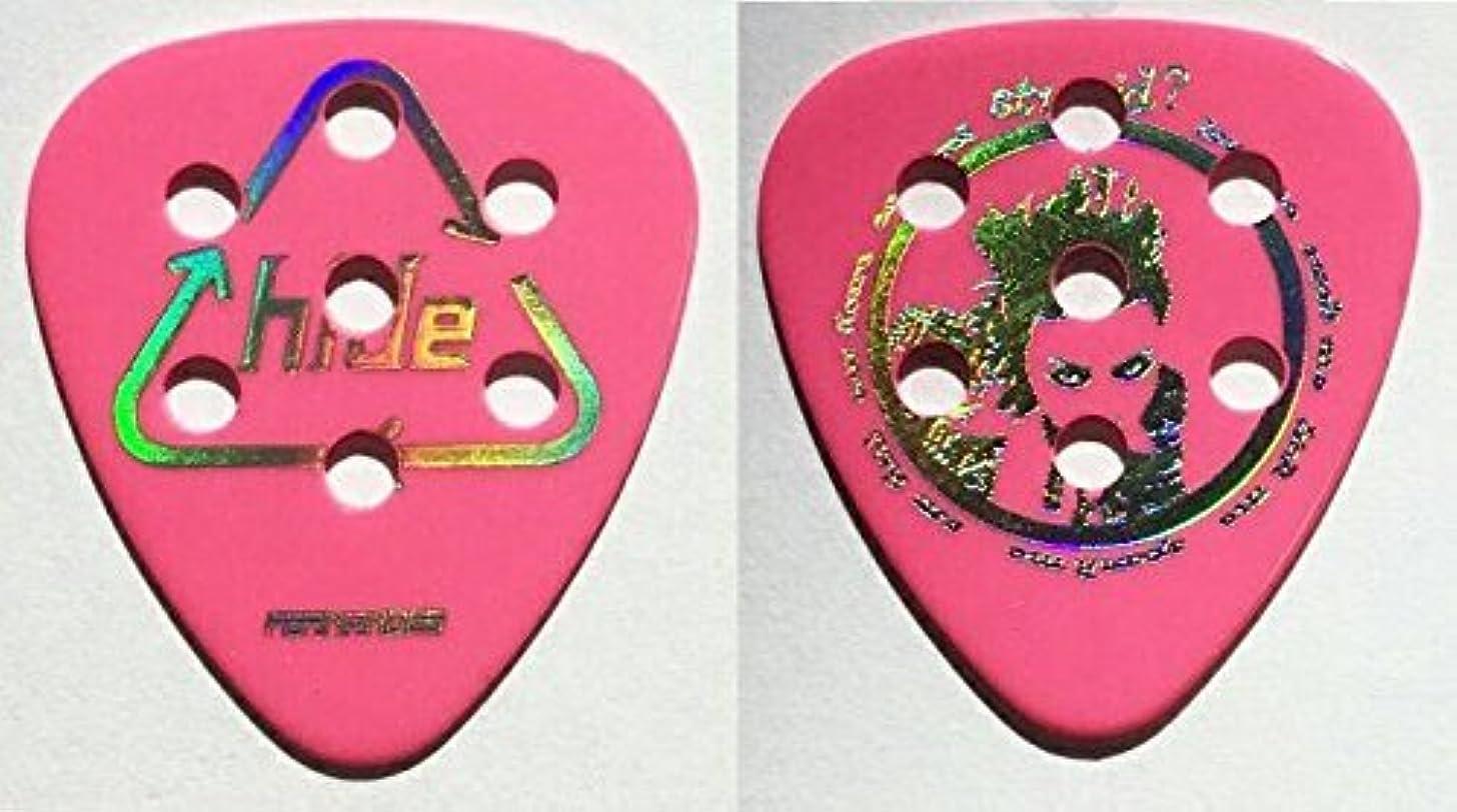 二次静脈正確にFERNANDES P-100 hide スキャナー ピック Pink 10枚セット …