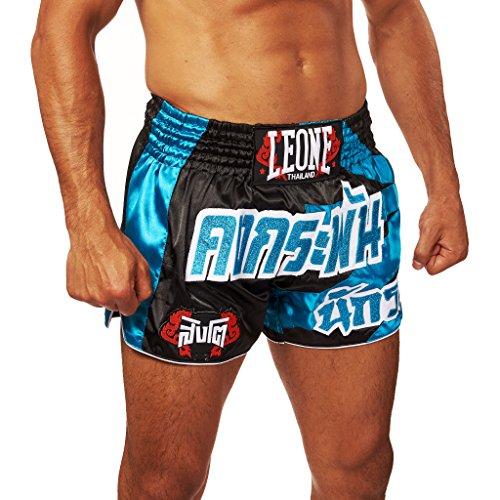 Leone 1947 Pantal/ón Corto Extrema MMA Unisex Adulto